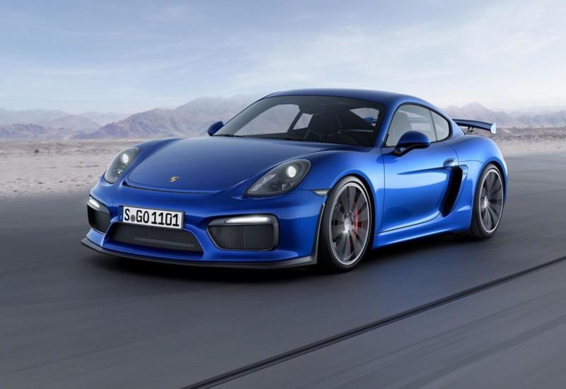 "Дилер Porsche случайно рассекретил хардкорную версию купе Cayman <span class=""color_red"">- ФОТО</span>"