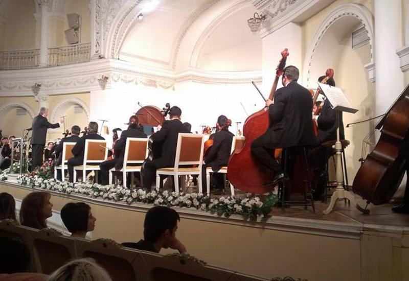 """В Филармонии состоялся вечер памяти знаменитого композитора Мамеда Гулиева <span class=""""color_red"""">- ФОТО</span>"""
