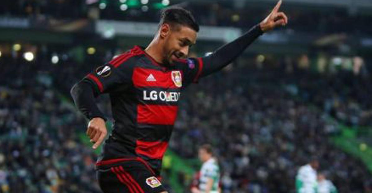 Полузащитник «Байера» Беллараби забил 50-тысячный гол вистории Бундеслиги