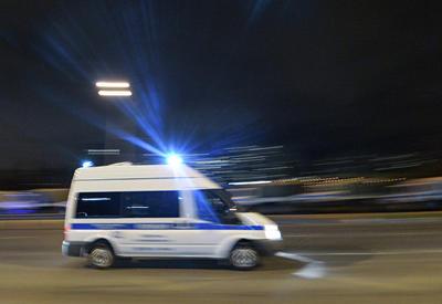В Москве пьяный мужчина устроил стрельбу