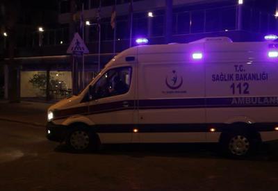 В Турции машина протаранила ресторан, много раненых