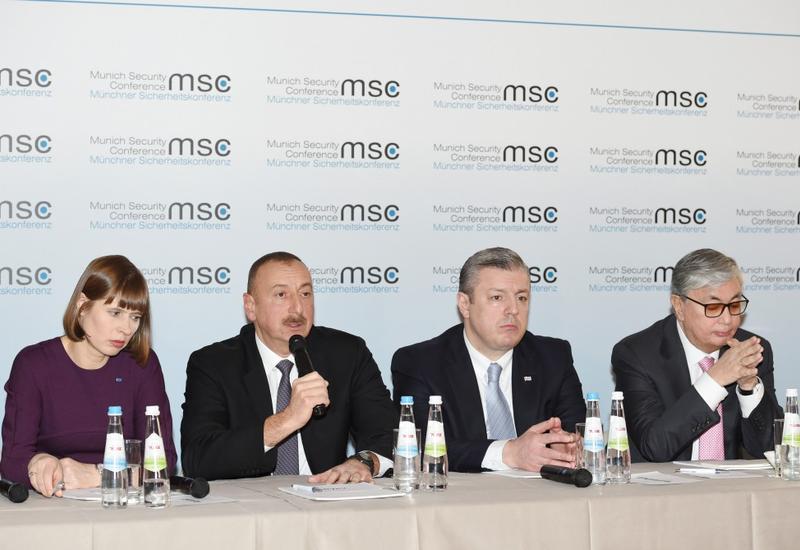 Президент Ильхам Алиев: У нас в стране есть стабильность, и мы хотим стабильности вокруг