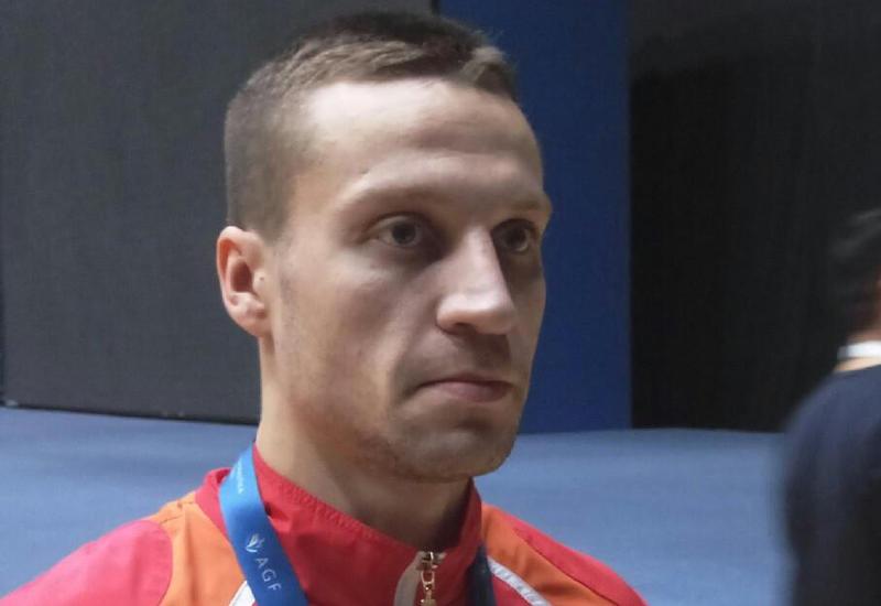 Илья Гришунин: Федерация гимнастики Азербайджана дала мне вторую жизнь