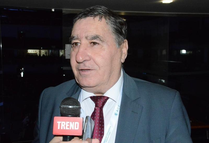 Совет FIG: В Национальной арене гимнастики в Баку можно проводить соревнования любого уровня