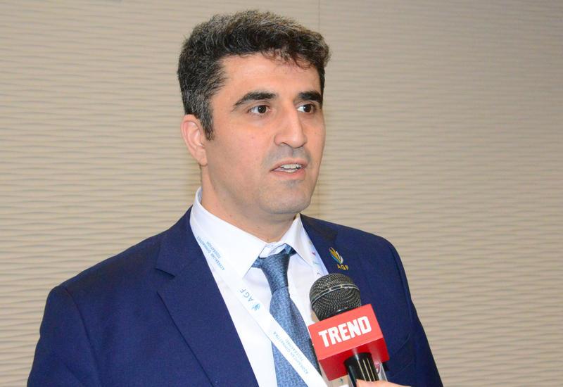 Мехман Алиев: В Азербайджане растет интерес к гимнастике