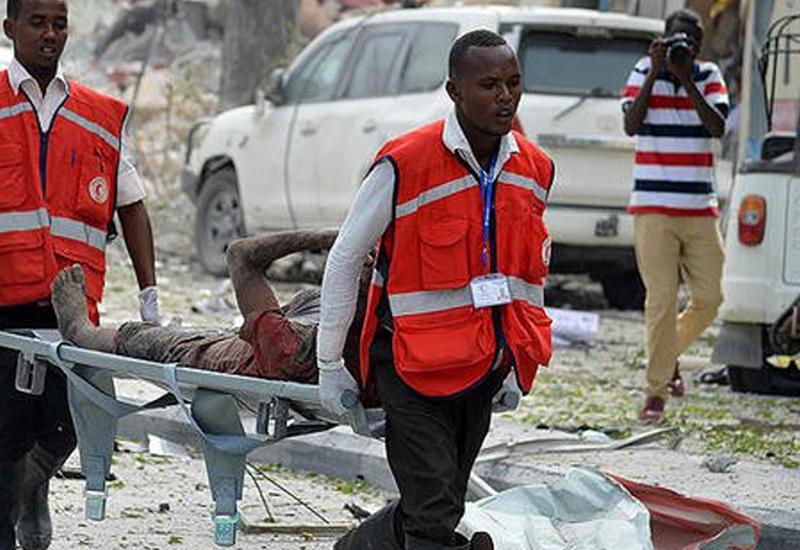 Мощный взрыв в Сомали: 35 погибших, 40 раненых