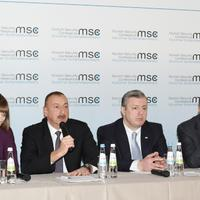 """Президент Ильхам Алиев: Против Армении не применили санкций из-за происходящего в Нагорном Карабахе, и эти двойные стандарты должны быть устранены <span class=""""color_red"""">- ОБНОВЛЕНО - ФОТО</span>"""