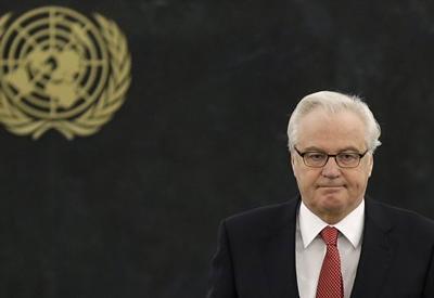 Постпред России при ООН скончался в Нью-Йорке