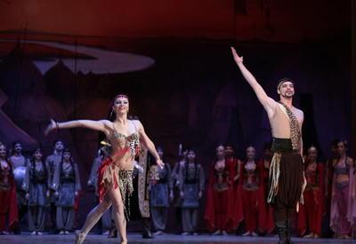 """Страстные «Половецкие пляски» на сцене Театра оперы и балета <span class=""""color_red"""">- ФОТО</span>"""