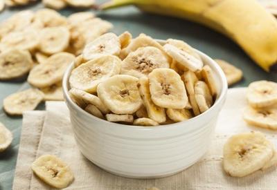 Банановые чипсы -Пошаговый рецепт