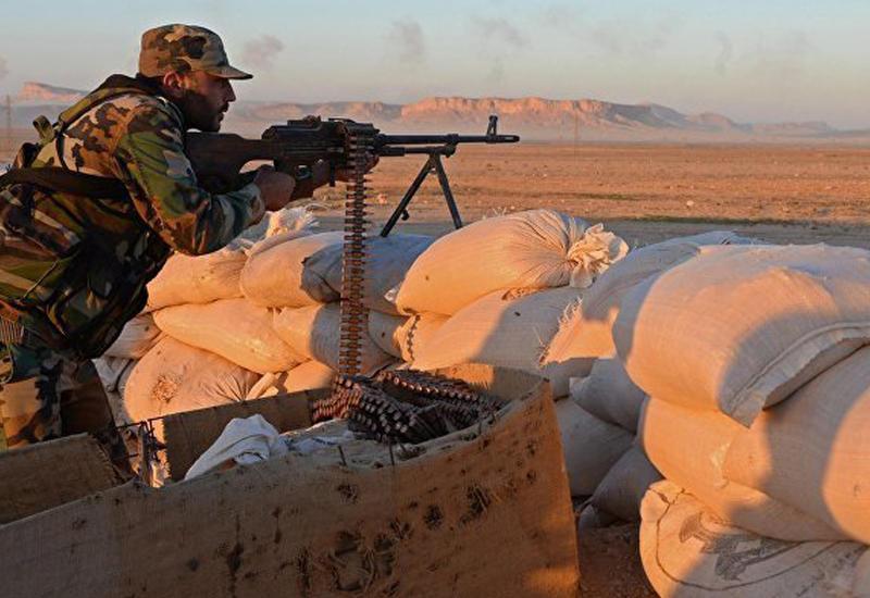 """Армия Сирии вытесняет """"ИГ"""" из Пальмиры <span class=""""color_red"""">- ВИДЕО</span>"""