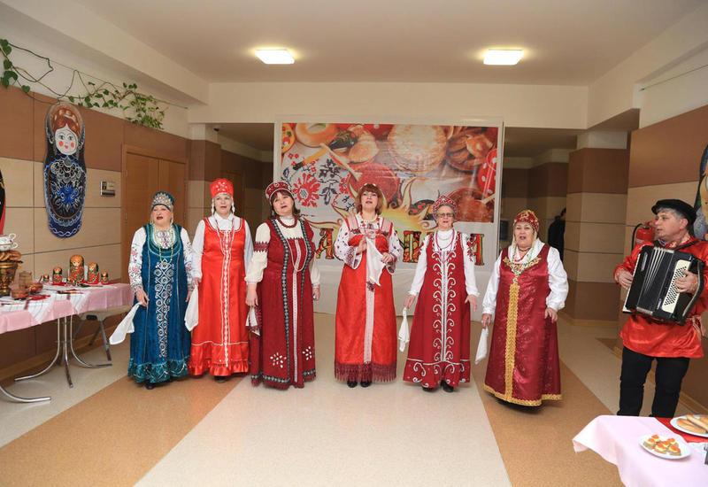"В Баку празднуют Масленицу <span class=""color_red"">- ФОТО</span>"