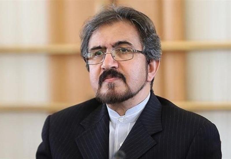 """МИД Ирана о незаконном """"референдуме"""" в оккупированном Карабахе"""