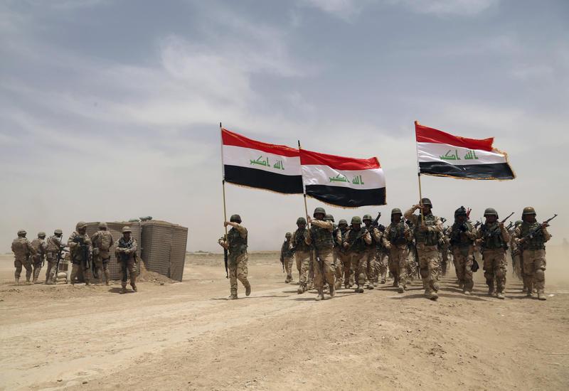 Иракские войска вышли на подступы к аэропорту Мосула