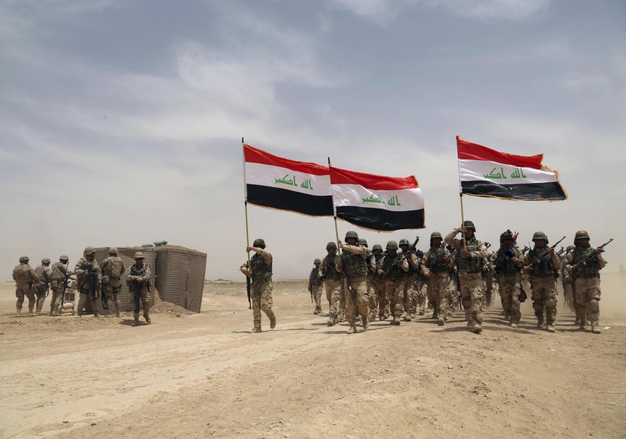 Армия Ирака сражается сИГИЛ наподступах каэропорту Мосула