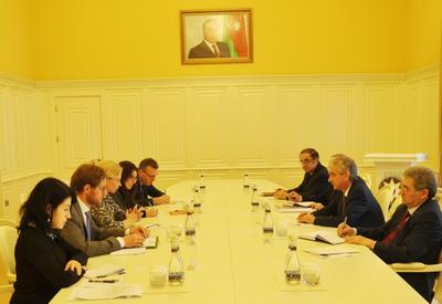 Малена Мард: Странам ЕС интересны продукты из Азербайджана