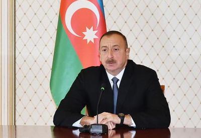 Президент Ильхам Алиев: Мехрибан Алиева долгие годы играет важную и активную роль в общественно-политической жизни страны, нашей культурной жизни