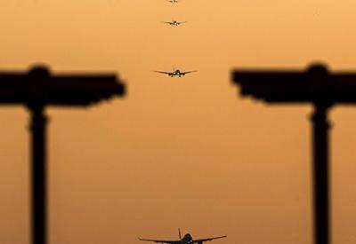 В Москве экстренно сел самолет Дели-Амстердам