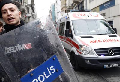 """Стрельба в стамбульском кафе, есть пострадавшие <span class=""""color_red"""">- ВИДЕО</span>"""