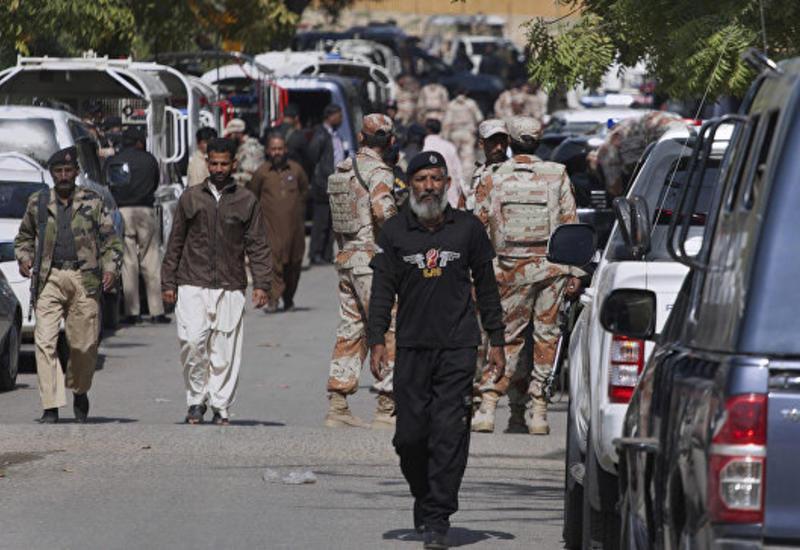 Пакистан стянул артиллерию к границе Афганистана