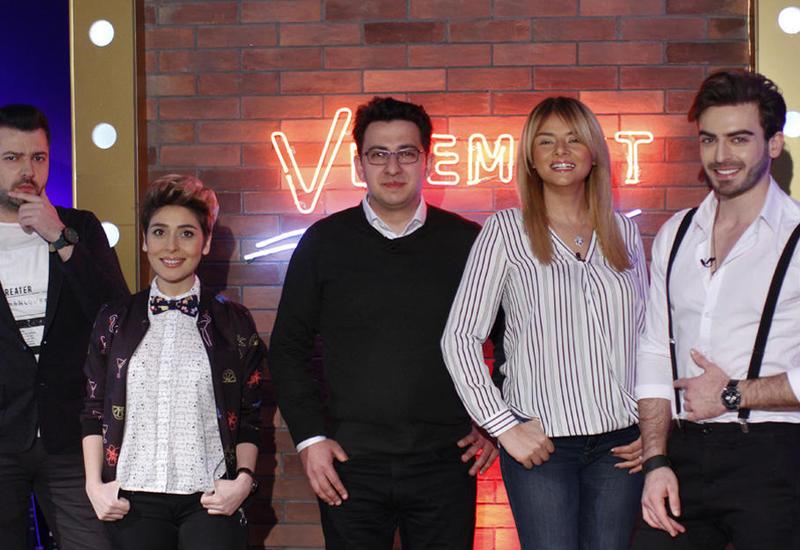 """Откровенный разговор DJ Fateh с азербайджанскими телезвездами <span class=""""color_red"""">- ФОТО - ВИДЕО</span>"""