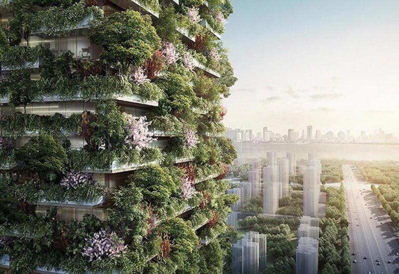 """В Китае к 2019 году построят «вертикальные леса» <span class=""""color_red"""">- ФОТО</span>"""
