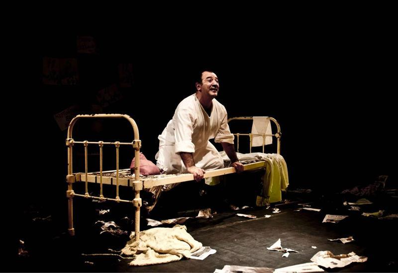 """Жили-были"" на сцене бакинского ТЮЗа <span class=""color_red"">- ФОТО</span>"