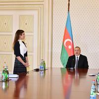 Первый вице-президент Мехрибан Алиева: Я смогу оправдать доверие Президента Азербайджана и всех верящих в меня людей