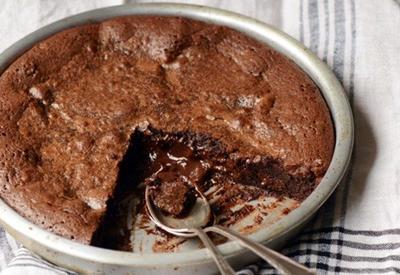 Быстро, просто, вкусно - Пошаговый рецепт шоколадного пирога