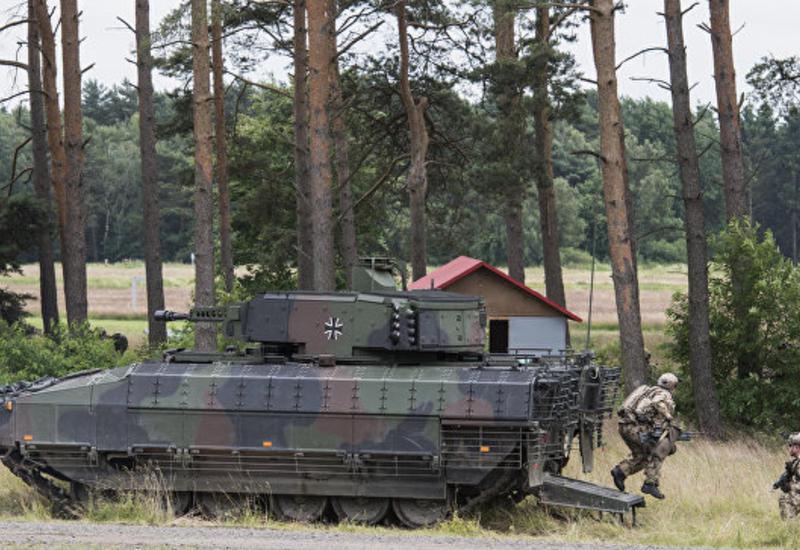 В Литву прибудут 60 единиц военной техники из Германии