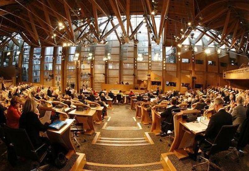 Şotlandiya parlamentində Xocalı faciəsi ilə bağlı qətnamə qəbul edildi