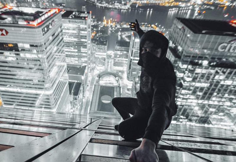 """Руферы покорили второй по высоте небоскрёб Лондона <span class=""""color_red"""">- ВИДЕО</span>"""