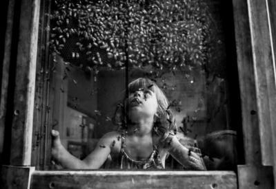 """Потрясающие работы конкурса чёрно-белой детской фотографии B&W Child Photography <span class=""""color_red"""">- ФОТО</span>"""
