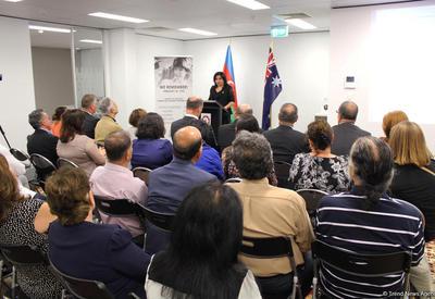 """В Австралии отметили 25-ю годовщину Ходжалинского геноцида <span class=""""color_red"""">- ФОТО</span>"""