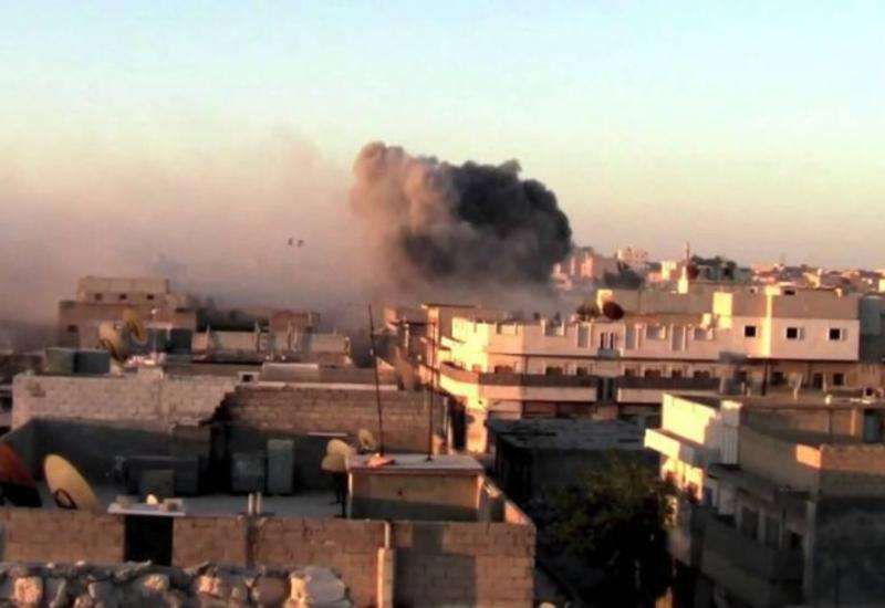 """Эль-Баб полностью освобожден от террористов """"ИГ"""""""