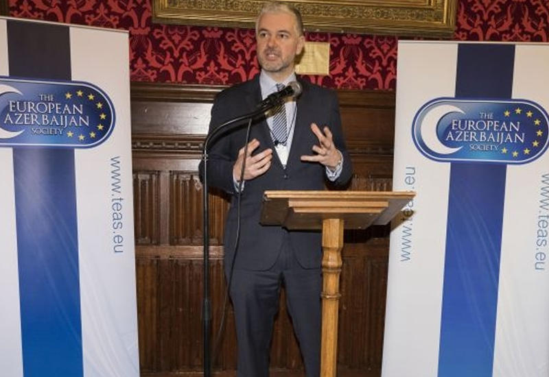 "В Британском парламенте представлена «Премия мира Ходжалы» <span class=""color_red"">- ФОТО</span>"