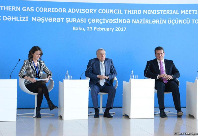 """Натиг Алиев: Стоимость проекта """"Южный газовый коридор"""" снизится <span class=""""color_red"""">- ФОТО</span>"""