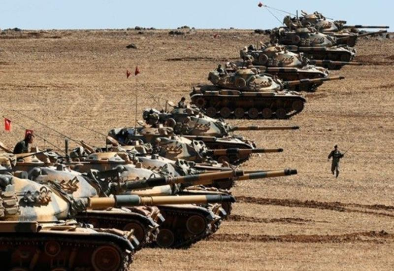 """Турция покинет Сирию после победы над """"ИГ"""""""