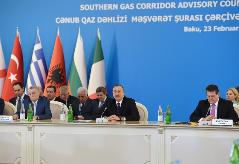 К безопасности Европы - через Азербайджан. Послесловие к заседанию совета Южного газового коридора