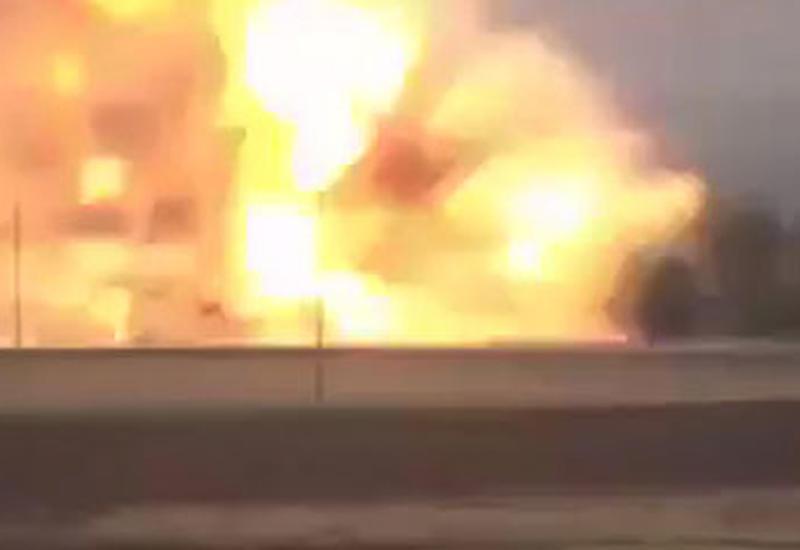 """Иракцы засняли бой, в котором они сумели уничтожить две машины смертников <span class=""""color_red"""">- ВИДЕО</span>"""