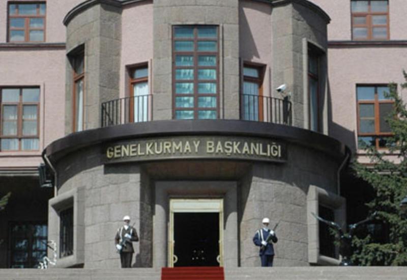 Генштаб Турции об освобождении Эль-Баба