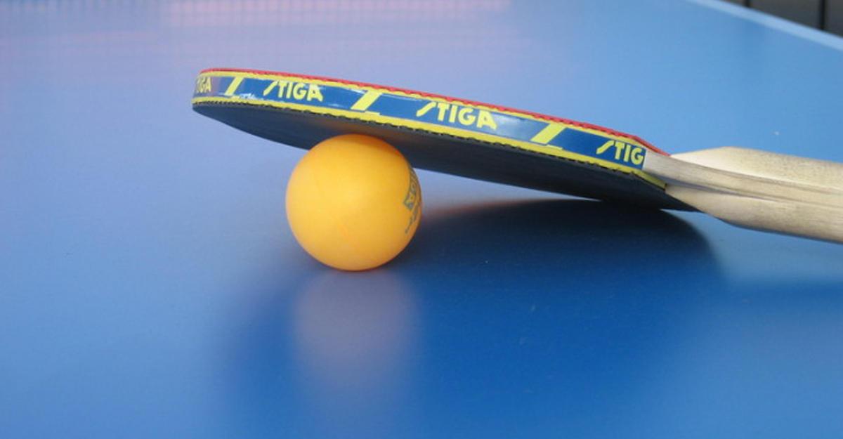 Был установлен рекорд по продолжительности розыгрыша очка впинг-понге