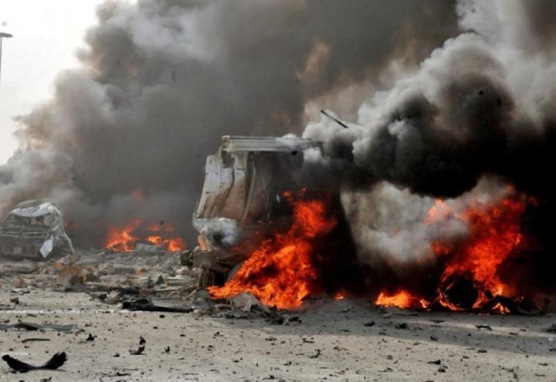 Теракты в сирийском Хомсе, десятки погибших