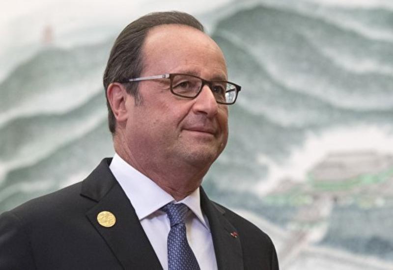 Олланд призвал Трампа не относиться с недоверием к Франции