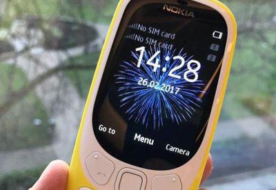 """Легендарный Nokia 3310 вернулся на рынок <span class=""""color_red"""">- ВИДЕО</span>"""