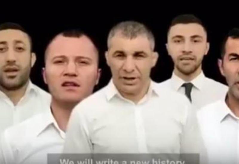 İdmançılarımızdan Xocalı soyqırımı ilə bağlı VİDEO