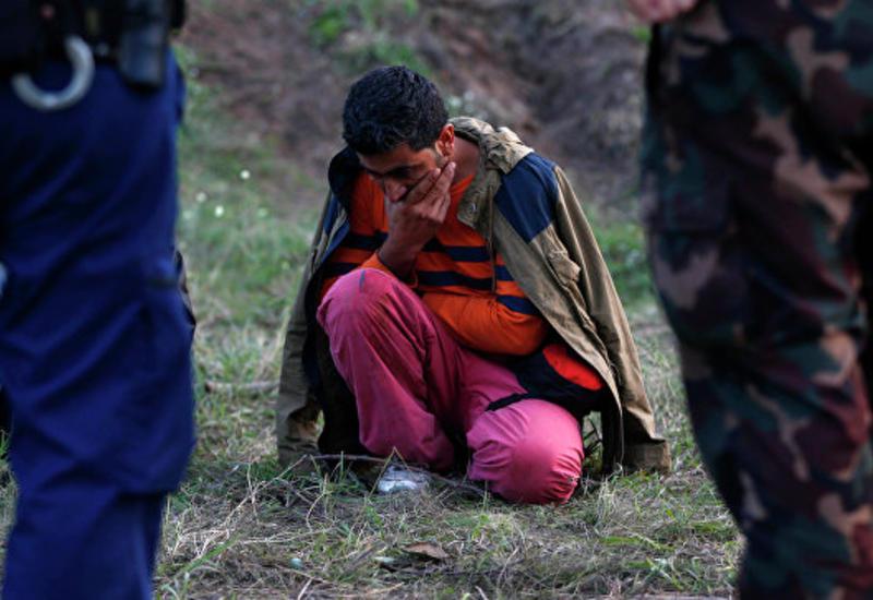 Испанцы требуют у властей гуманного приема беженцев