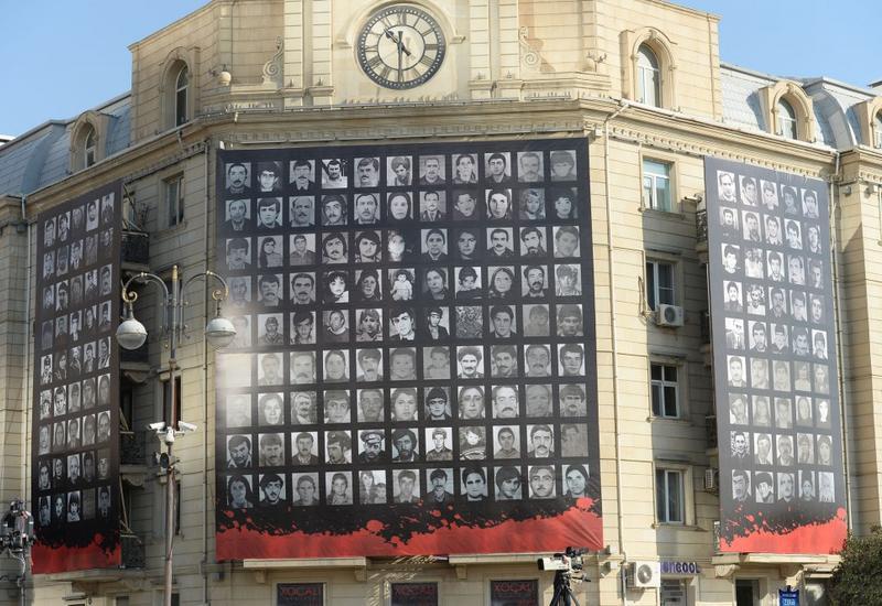 """Ходжалы-25: запечатленные в фотографиях 613 шехидов <span class=""""color_red"""">- ФОТО</span>"""