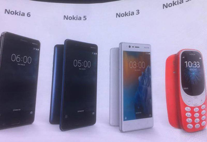 "Nokia официально продемонстрировала новые Android-смартфоны <span class=""color_red"">- ФОТО</span>"