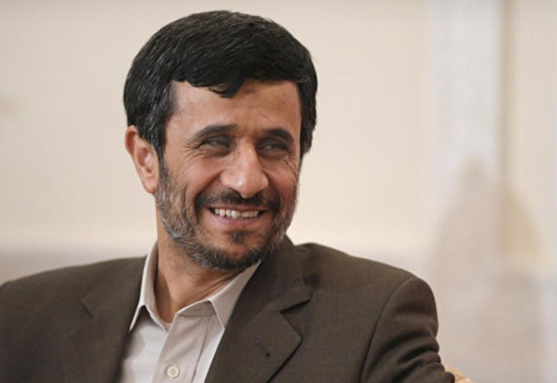 Махмуд Ахмадинежад написал письмо Трампу